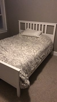 Queen size bed Franklin, 23851