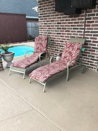 Lounging Chairs w/cushions  Port Neches, 77651