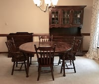 Open Hearth Collection Dinning Room Set Chesapeake, 23322