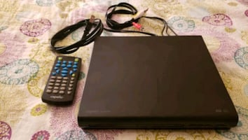 DVD Player Hook Up System
