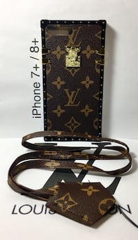 iPhone (7+/8+) Louis Vuitton Mini Trunk Case Houston, 77093
