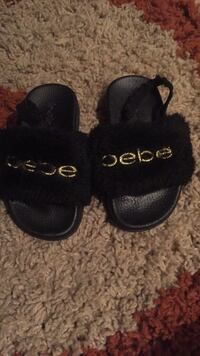 bebe toddler sandal size 7/8 Washington, 20019