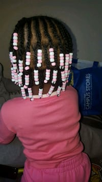 Kids Braiding Services  Brampton