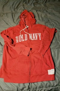 Old navy hoodie mens XL (fights like a large thoug