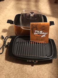 Brand new west bend slo-cooker plus Cherry Hill, 08003