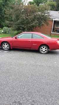 Toyota - Camry Solara - 2002 Temple Hills, 20748
