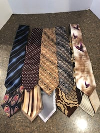 Lot of 10 Men's Neckties $6 for all Manassas, 20112