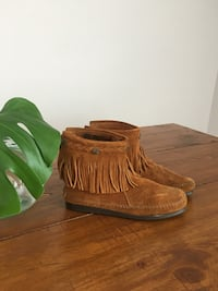 Moccasin Boots Gatineau, J8X