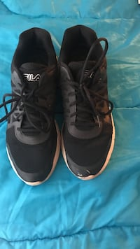 pair of black Nike running shoes South Lake Tahoe, 96150