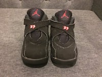 toddler's pair of black Air Jordan shoes Hyattsville, 20785