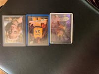 three assorted-title DVD cases Los Angeles, 90038