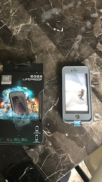 iPhone 6 life proof case Grande Prairie, T8V 3T5