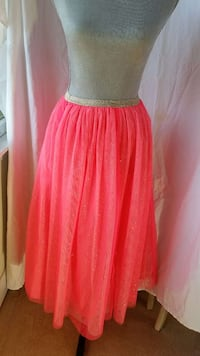 Pink Tuille skirt  Milford, 08848