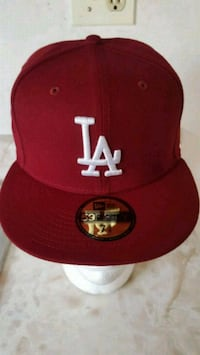 new era LA fitted cap size 7 3/8 only Los Angeles, 90044