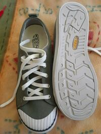 pair of gray Converse All Star low top sneakers Acheson, T7X 5A7