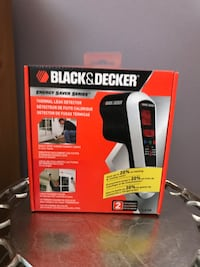Black and Decker energy saver series Model TLD100 never been used.