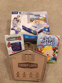 Board Games and Vtech kids video game Vienna, 22180