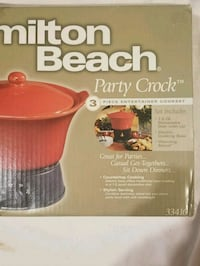 Party Crock pot (New) Hagerstown, 21742