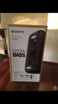Sony Portable Wireless Bluetooth Speakers Falls Church, 22043