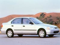 1998 Honda Civic Hyattsville