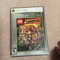 Xbox 360 Lego Batman 3 game case
