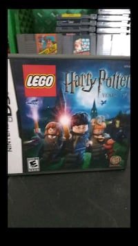 Nintendo DS Lego Harry Potter years 1 through 4 Victorville, 92392