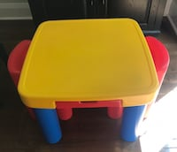 Little Tikes Table & Chairs Toronto, M5P