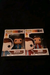 Sam and Dean Pop figures Vaudreuil-Dorion, J7V 1V1