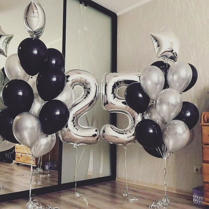 Balloon decorations bouquets