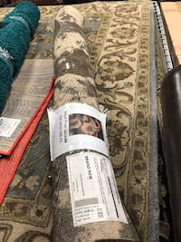 New! Linon Masters Collection Agate Synthetic Rugs 5 x 7'6 San Leandro
