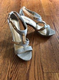 Unlisted new textile sandals 11