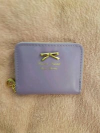 Purple Wallet (brand new never used) Edmonton, T5S 2A8