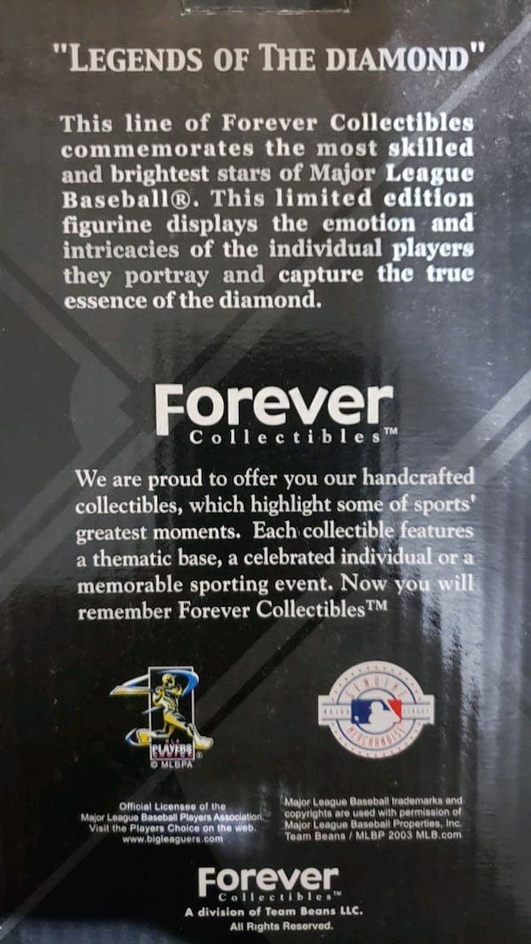 PIAZZA FOREVER Collectibles  1d94fce4-ef31-4462-bb38-0f21264d4455