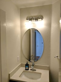 "Bathroom Vanity Mirror, 36""x24"" Redwood City, 94065"