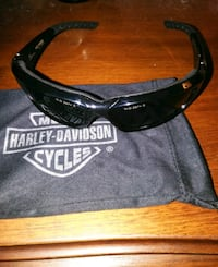 black framed Harley Davidson riding glasses  Knoxville, 37917