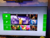Xbox 360 s 250gb with Kinect and Games South Kingstown, 02879