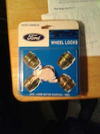 Ford truck wheel locks brand new never open Gaithersburg, 20877