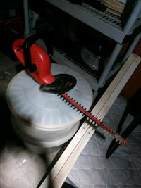 white and red canister vacuum cleaner Baton Rouge, 70814