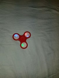 red and green fidget spinner Manassas, 20109