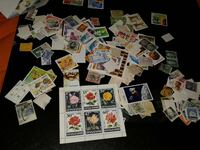 Vintage Collectable World Stamps Lot Montgomery Village, 20886