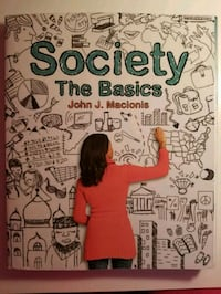 Society The Basics 12th Edition Shepherdstown, 25443