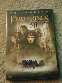 Movie, THE LORD OF THE RINGS, THE FELLOWSHIP OF  Goose Creek, 29445