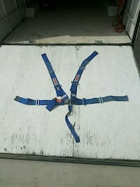 Used race seat belts Bakersfield, 93314