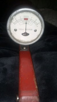 Antique Battery Cell Tester