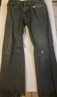 Navy Blue Levis Strauss & Co 559 Quality Jeans  Queens, 11378