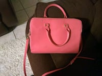 Pink Tablet/Magazine Shoulder Bag Round Rock, 78664