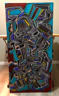 Abstract Painting - original