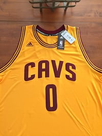 Kevin Love XL Adidas Jersey Youngstown, 44406