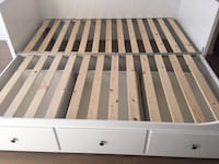 IKEA Queen size bed 列治文山, L4C 5S8