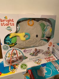 Bright Starts Infant Play Gym